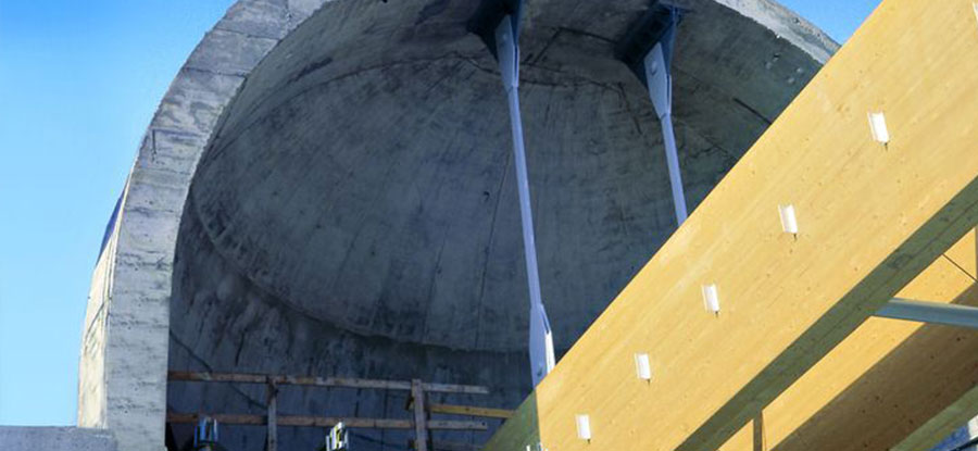 Dome-Formwork