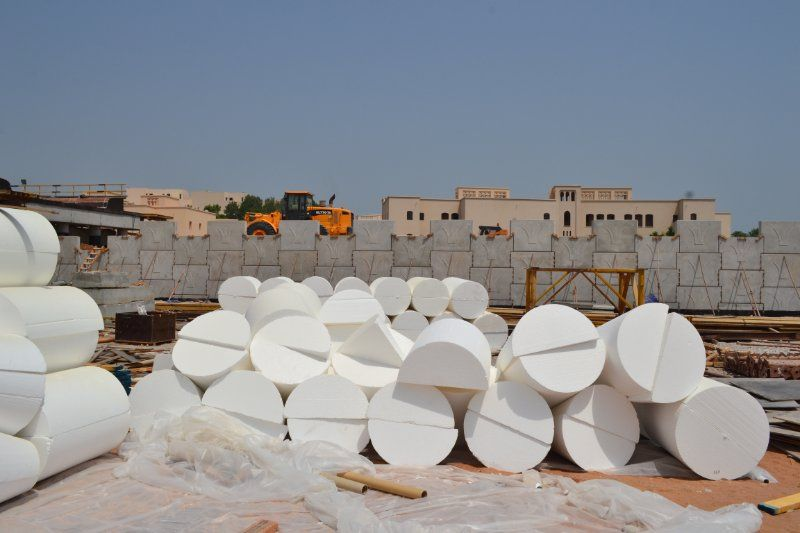 EPS Voids in construction field.